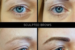 Sculpted Brows