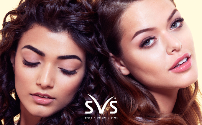 SVS Lashes - Speed, Volume, Style