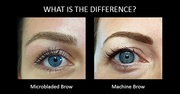 What is the difference between Microblading and Semi-Permanent Makeup?