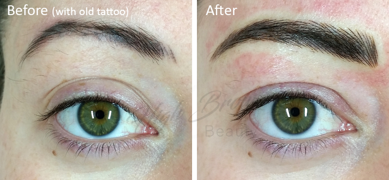 Hair stroke eyebrows | Microblading | Launceston, Cornwall & Devon