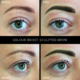 Sculpted brow Colour Boost